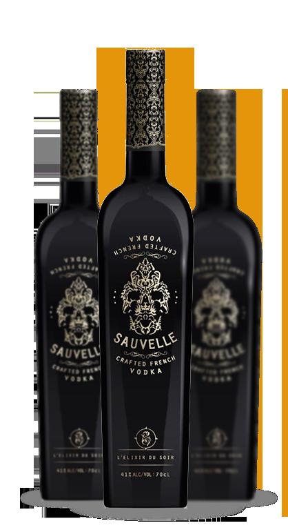 Sauvelle Vodka-large